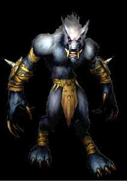 The New Worgen Race in World of Warcraft